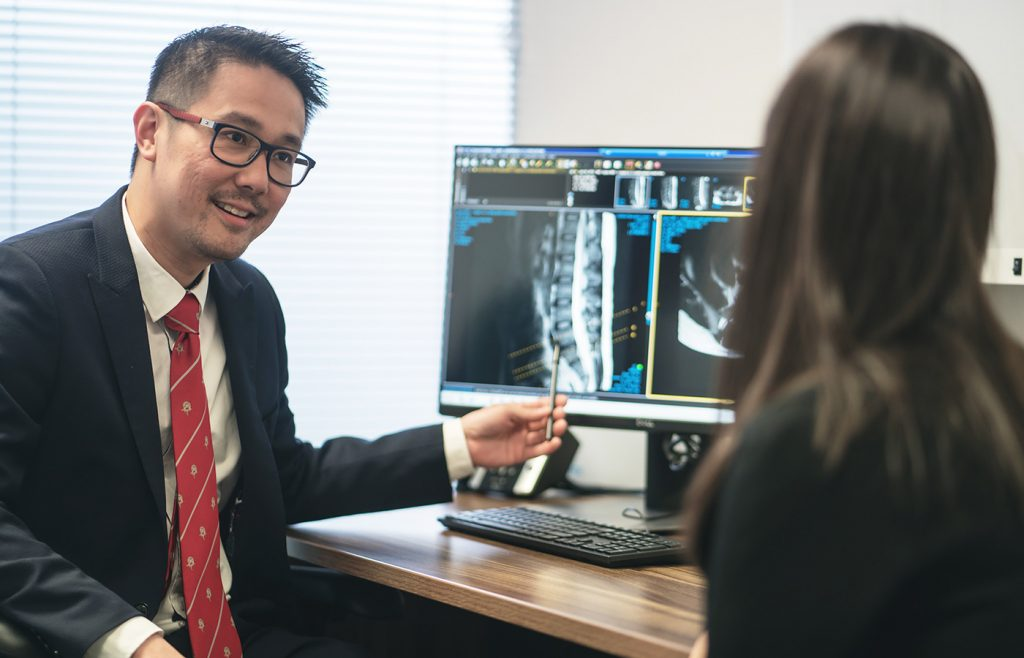 Dr Yu Lee Chao - Adelaide Spine Surgeon
