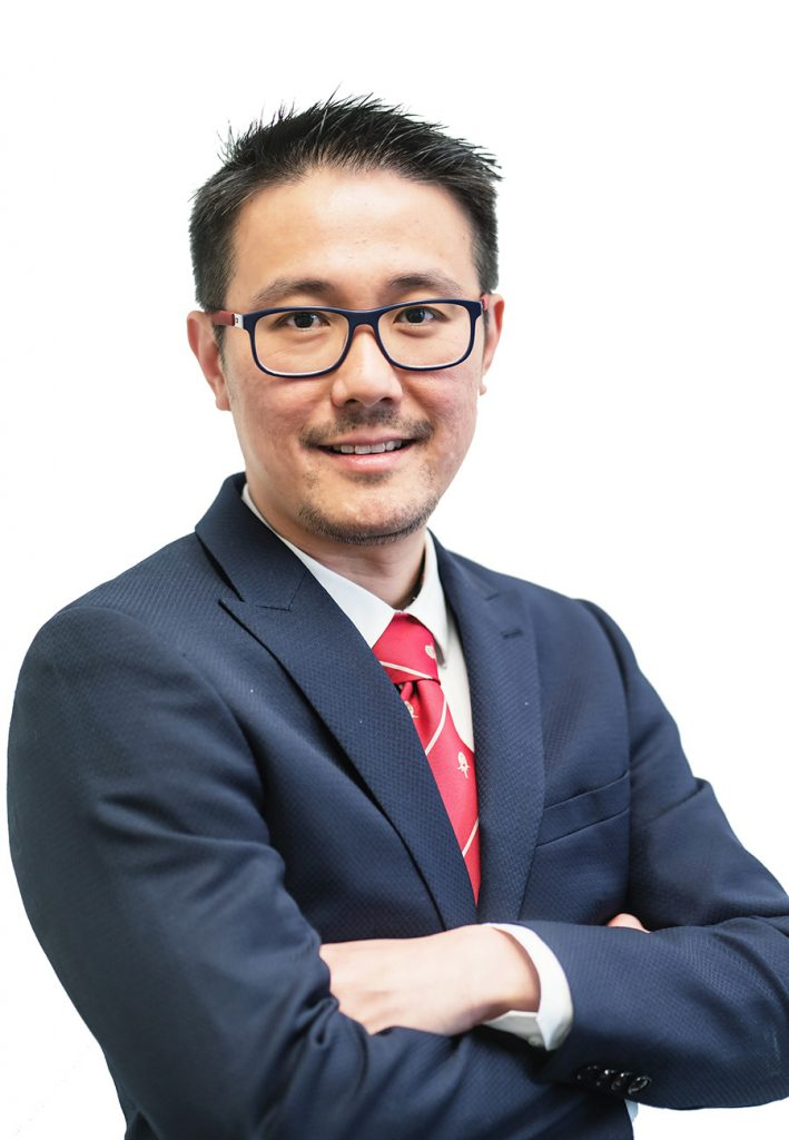 Dr Yu Chao Lee - Adelaide Spine Surgeon